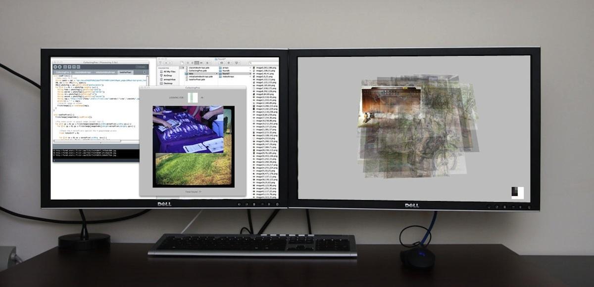 CollectioExMachina: monitors